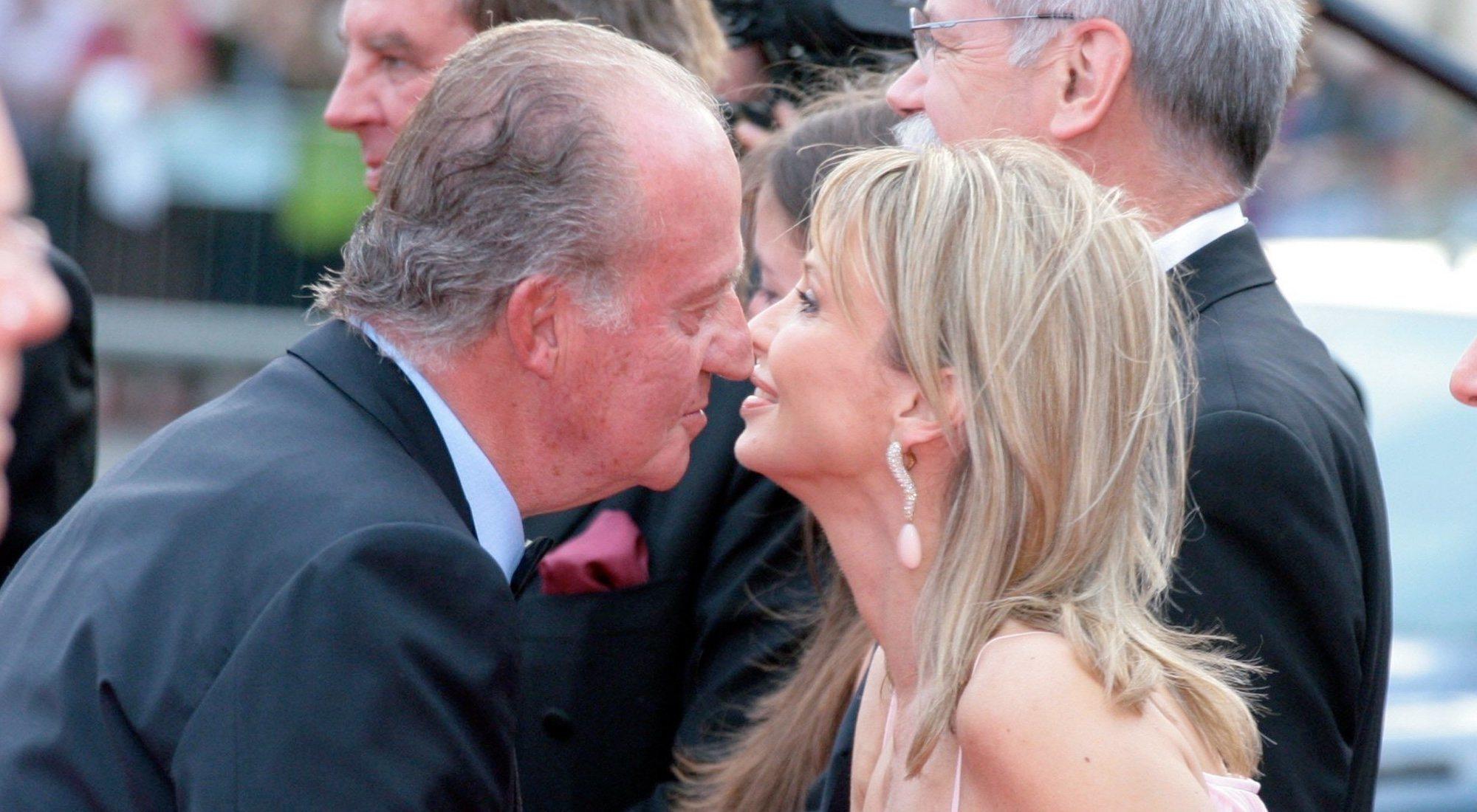 El adulterio y las amantes de los Reyes de España