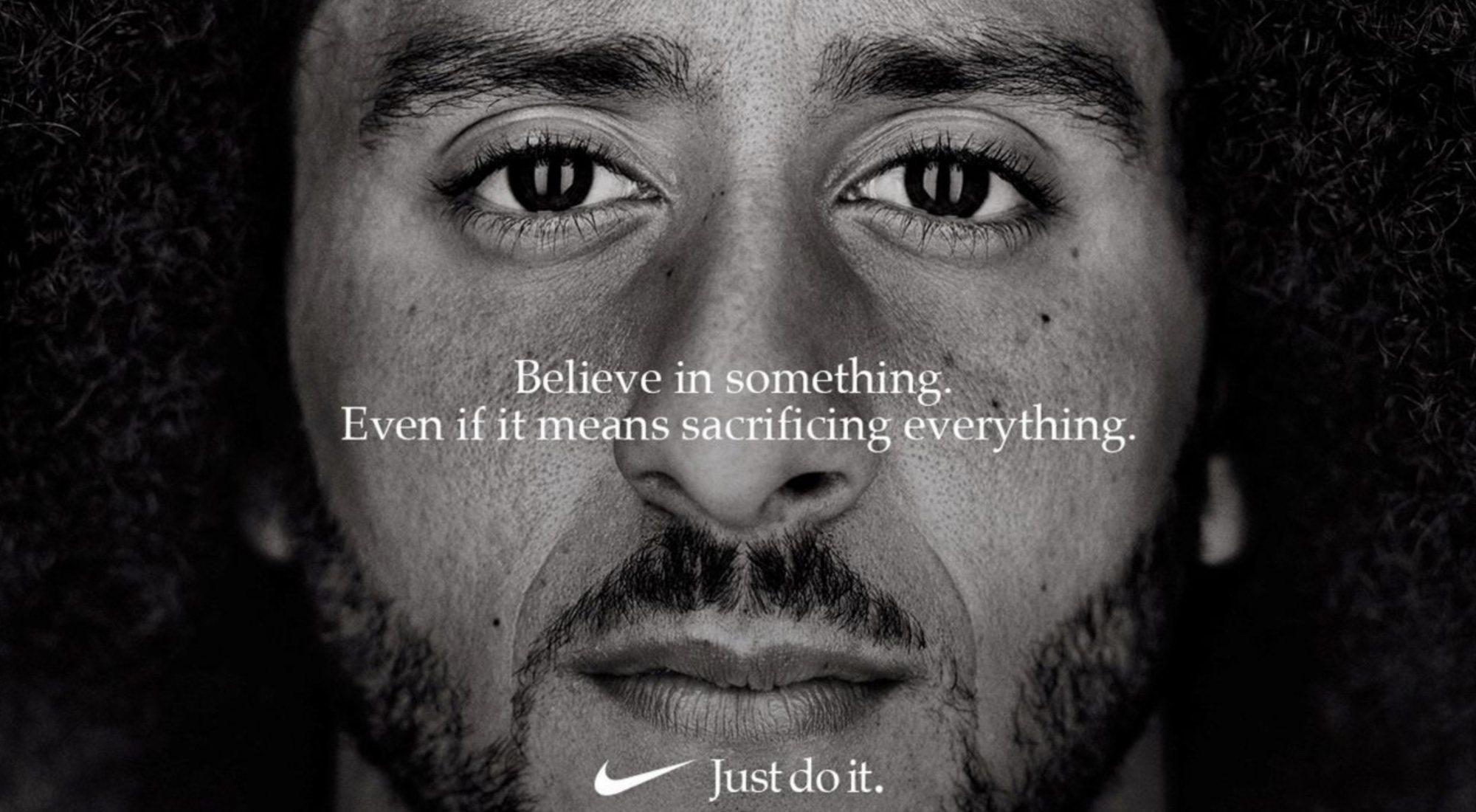 La controvertida campaña de Nike con Colin Kaepernick, explicada