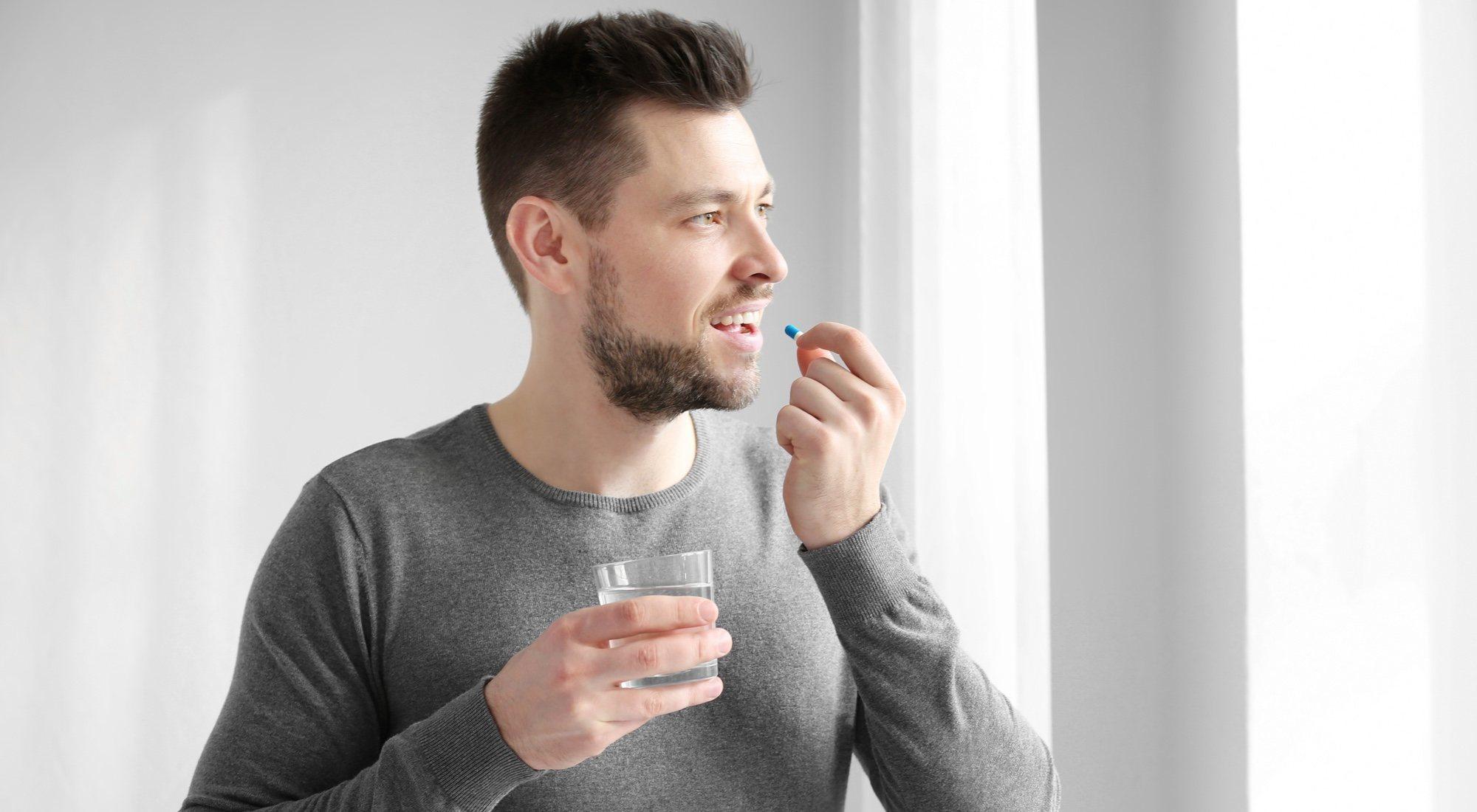 Píldora masculina
