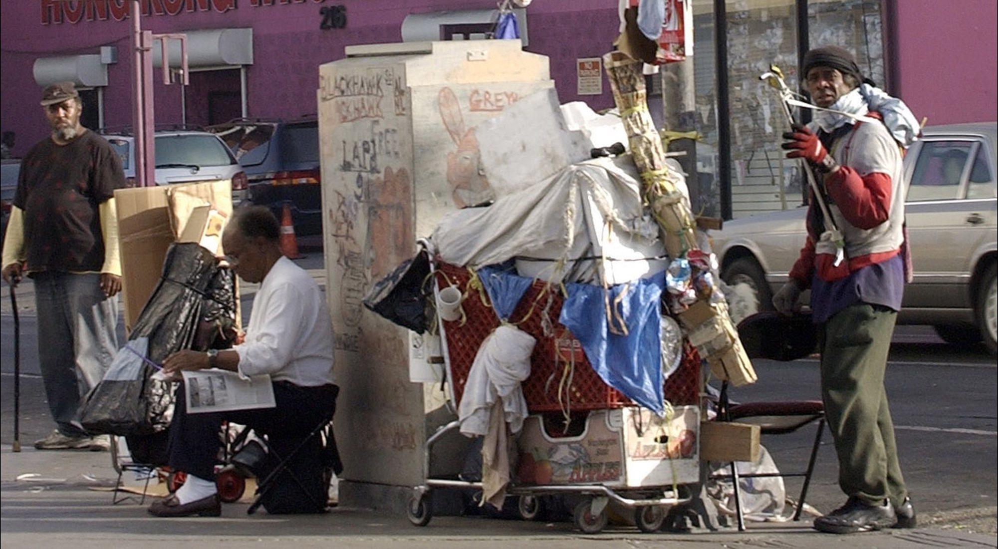 Los Angeles: la triste realidad de una ciudad entre la opulencia y la miseria