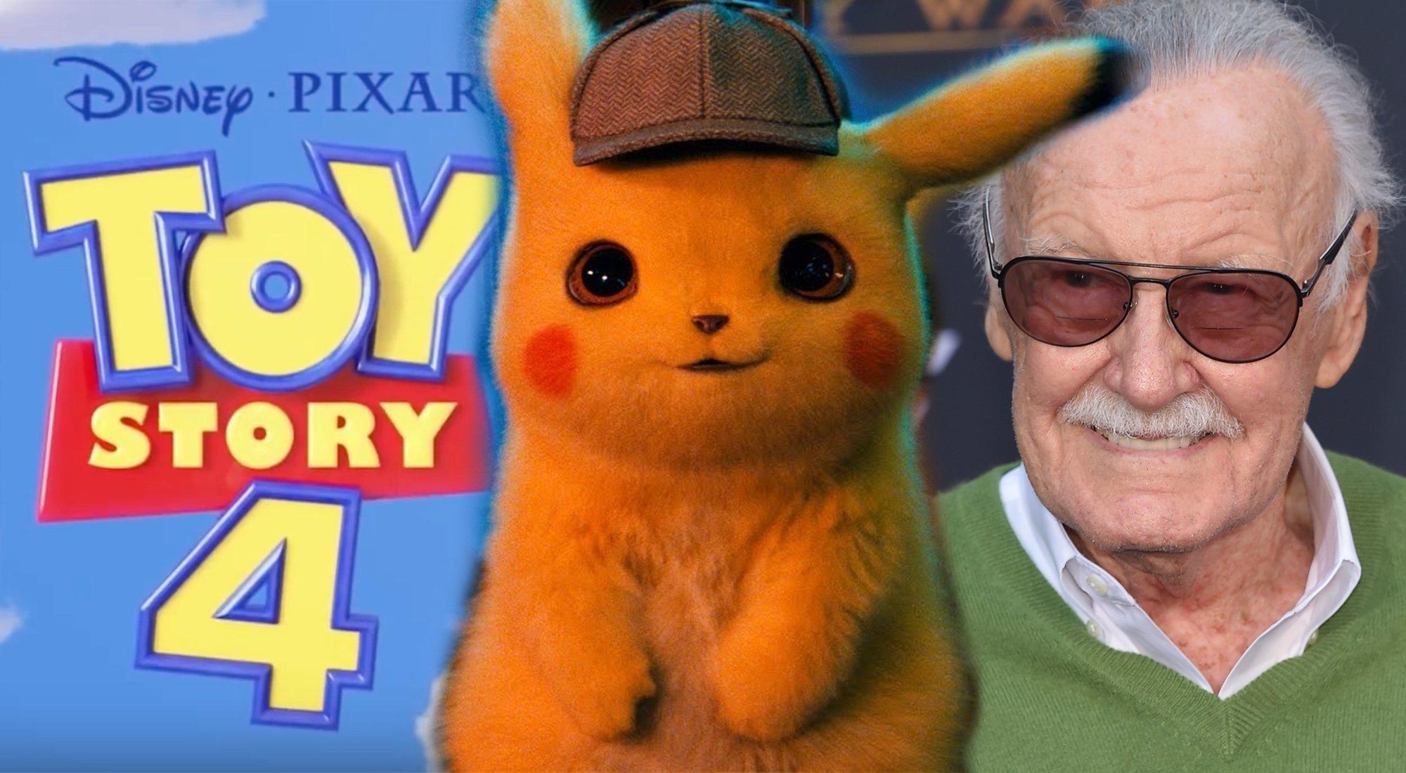 Tráilers de 'Toy Story 4' y 'Pokémon: Detective Pikachu' y muerte de Stan Lee: ¿qué supone para los millennials?