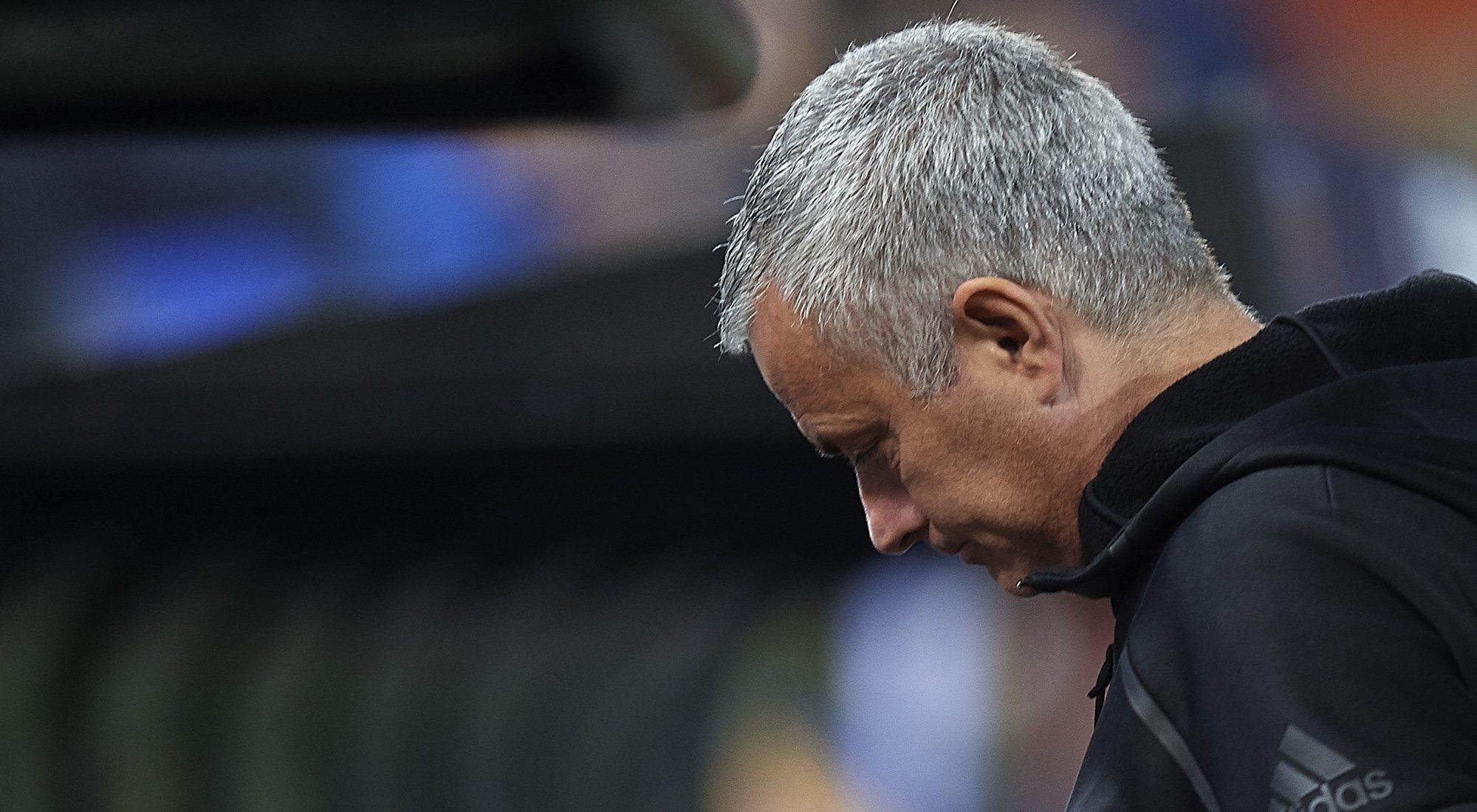 Auge y caída de José Mourinho