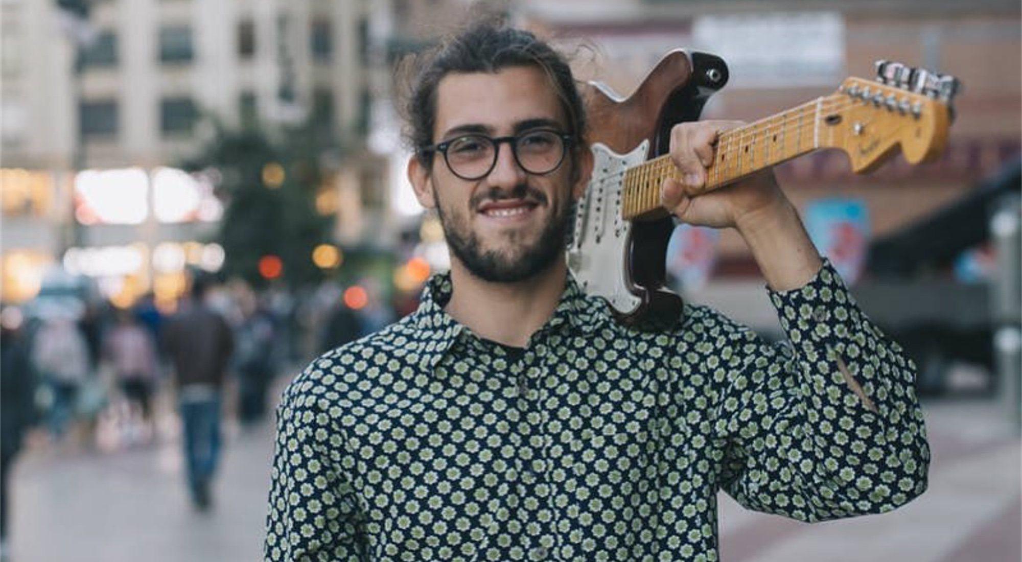 """Borja Catanesi: """"Mi vida gira en torno a la música, es mi todo"""""""