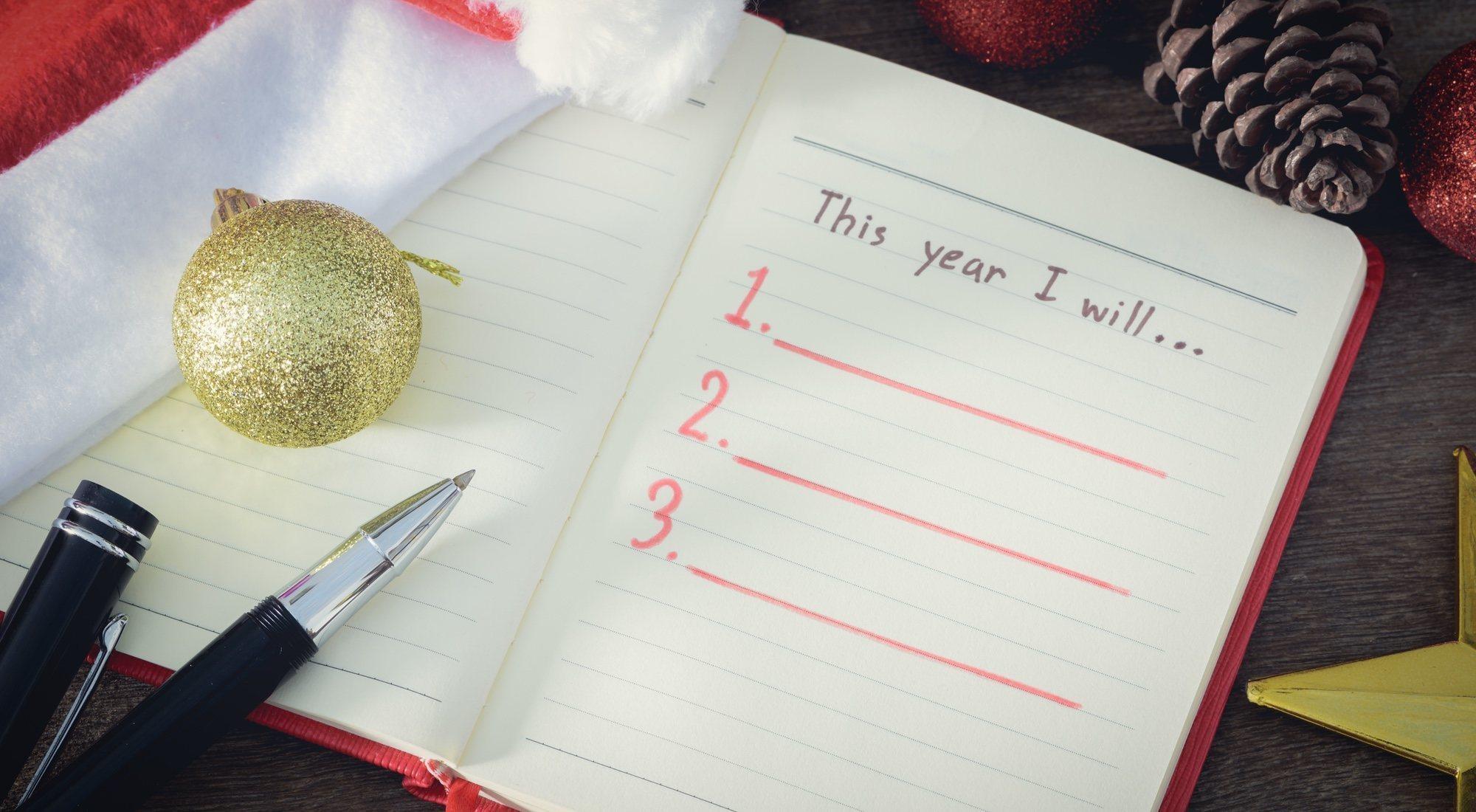 7 própositos de Año Nuevo que nunca cumplimos... aunque lo sigamos intentando