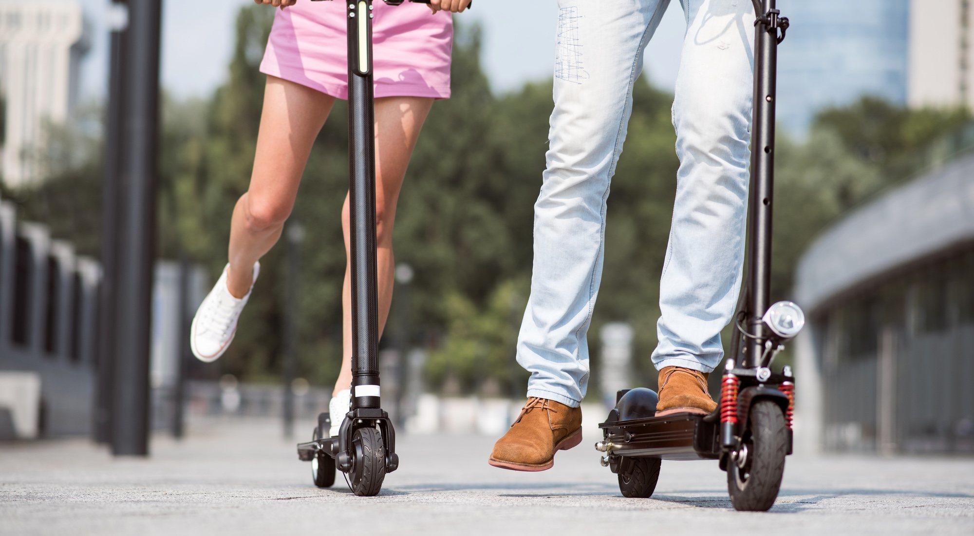 El negocio de los patinetes eléctricos, en caída libre