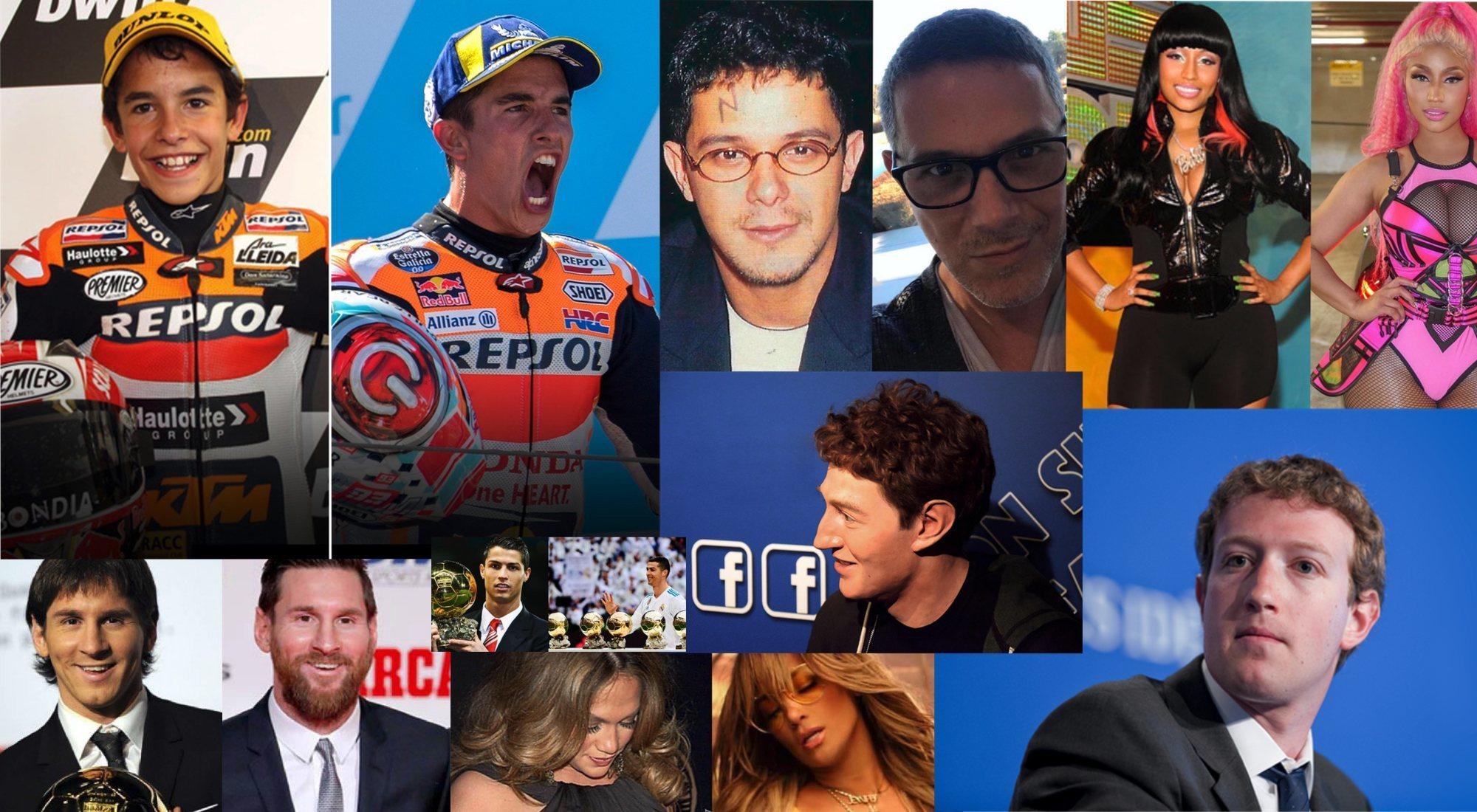 #10YearChallenge: la nueva y divertida moda... ¿controlada por Facebook?