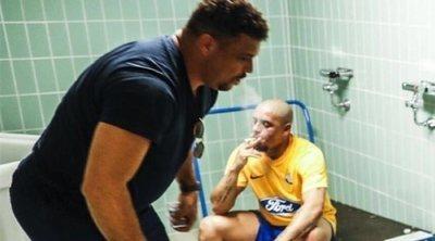 Fútbol y tabaco: el 11 con jugadores fumadores
