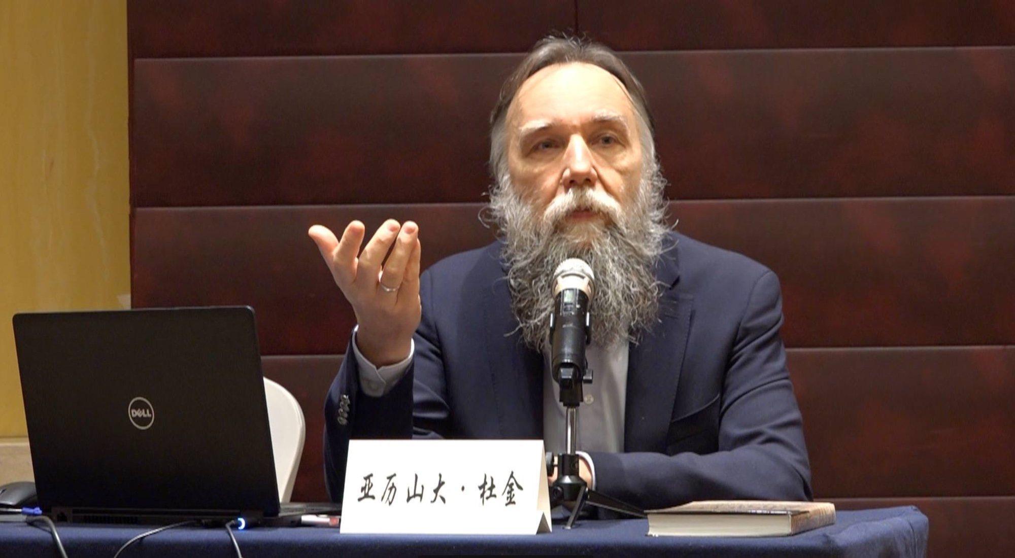 Aleksandr Dugin, 'el Rasputín de Putin' que está en la lista negra de Estados Unidos