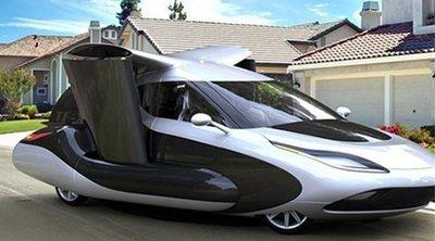 TF-X, el primer coche volador que revolucionará el mundo del transporte privado