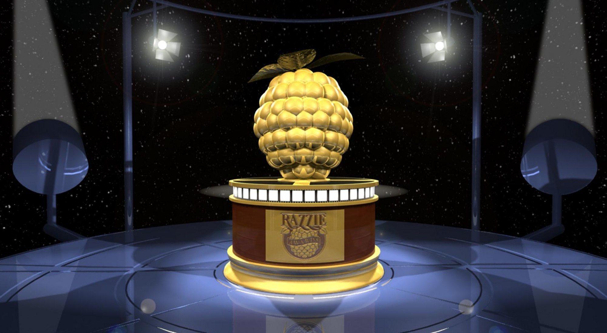 Premios Razzie: los antiOscar que celebran lo mejor de lo peor del cine