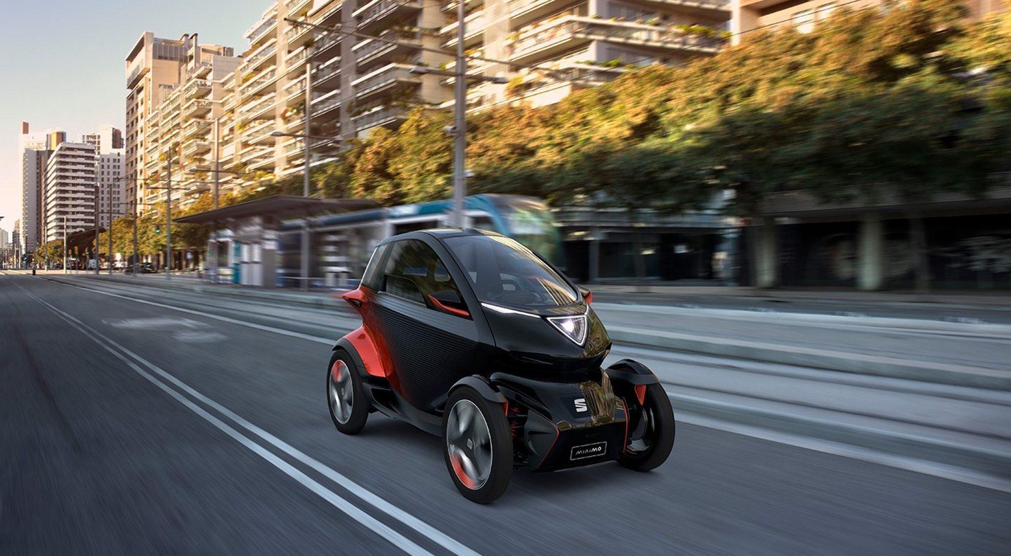 SEAT Minimó: el nuevo coche eléctrico que pronto invadirá nuestras calles