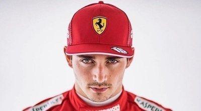 El duro camino de Charles Leclerc hasta llegar a Ferrari
