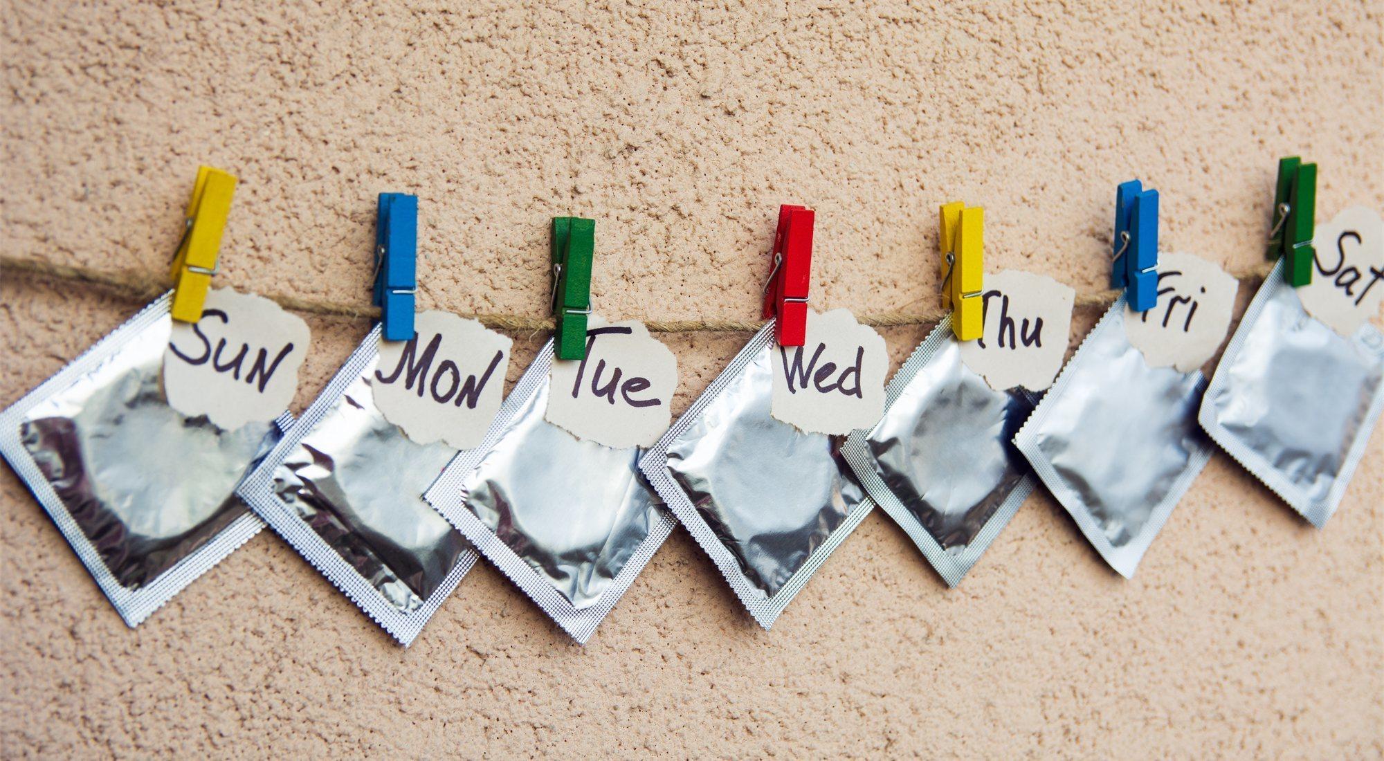 Tipos de preservativos: pros y contras de cada uno