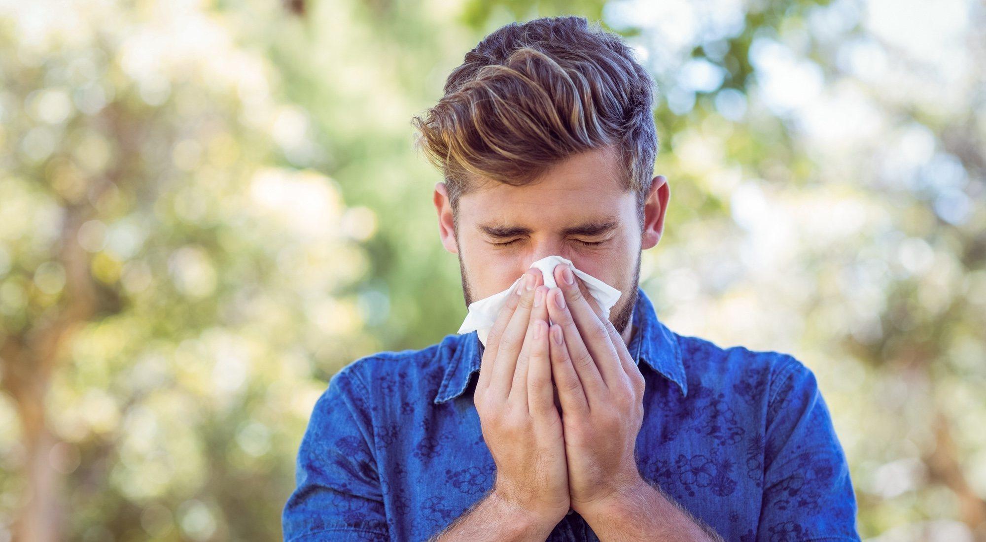 La primavera y el drama de los alérgicos