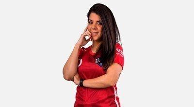 Entrevista a Aidy García, jugadora de 'CS:GO' de Vodafone Giants