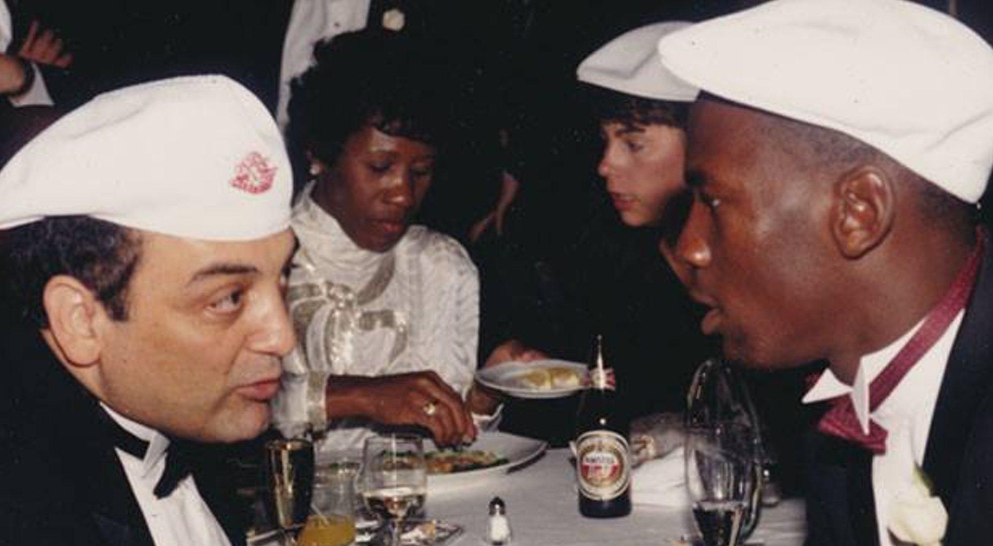 Sonny Vaccaro, el hombre que descubrió a Michael Jordan, Kobe Bryant y LeBron James