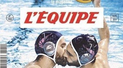 L'Équipe nos recuerda que la homofobia en el mundo del deporte continúa