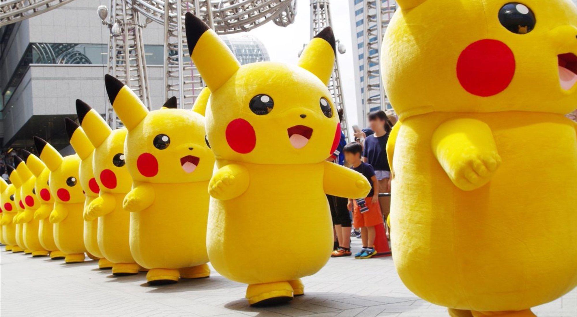 Pikachu Outbreak, la gran fiesta Pokémon de Japón