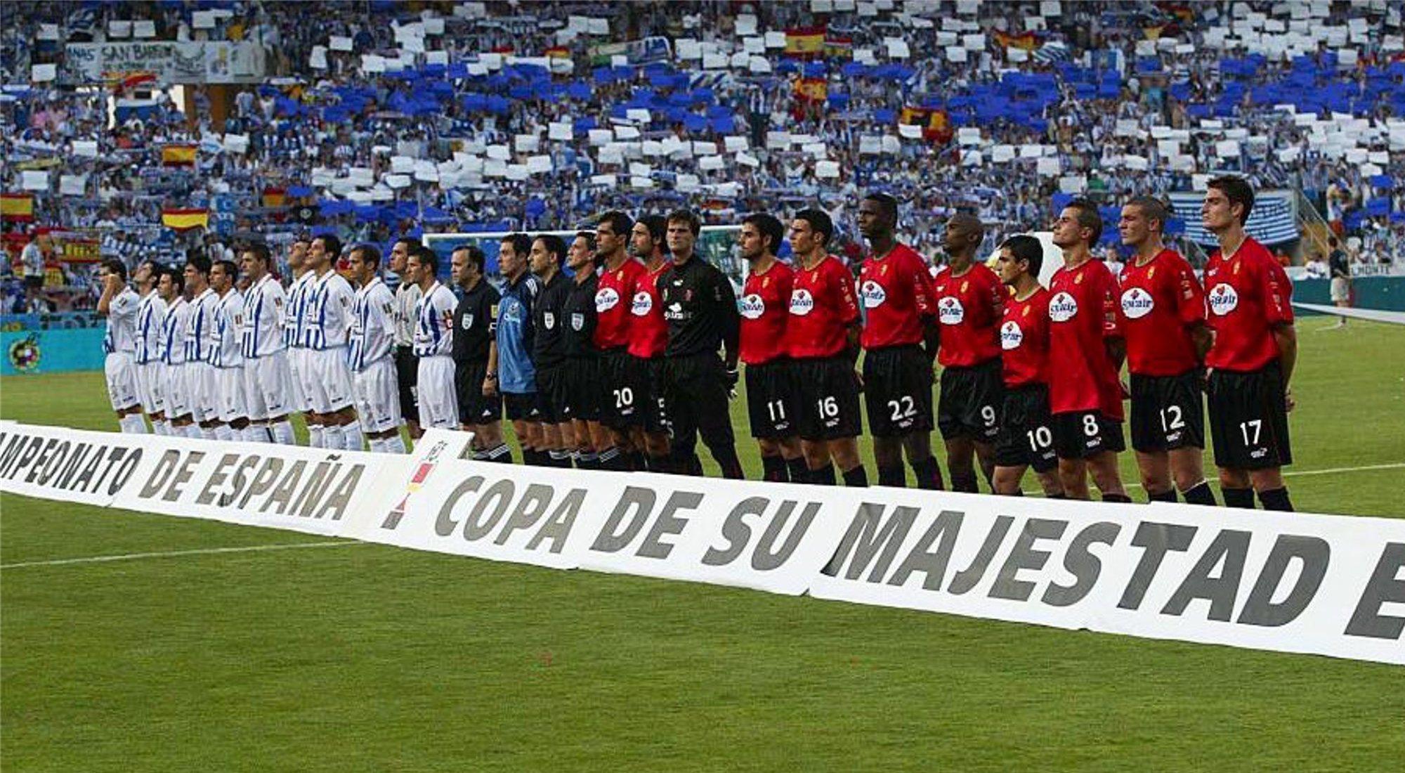 Javier Tebas, un Mallorca-Recreativo de Copa del Rey no es un fracaso, sino un éxito