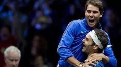 Los 5 mejores momentos de los Nadal-Federer