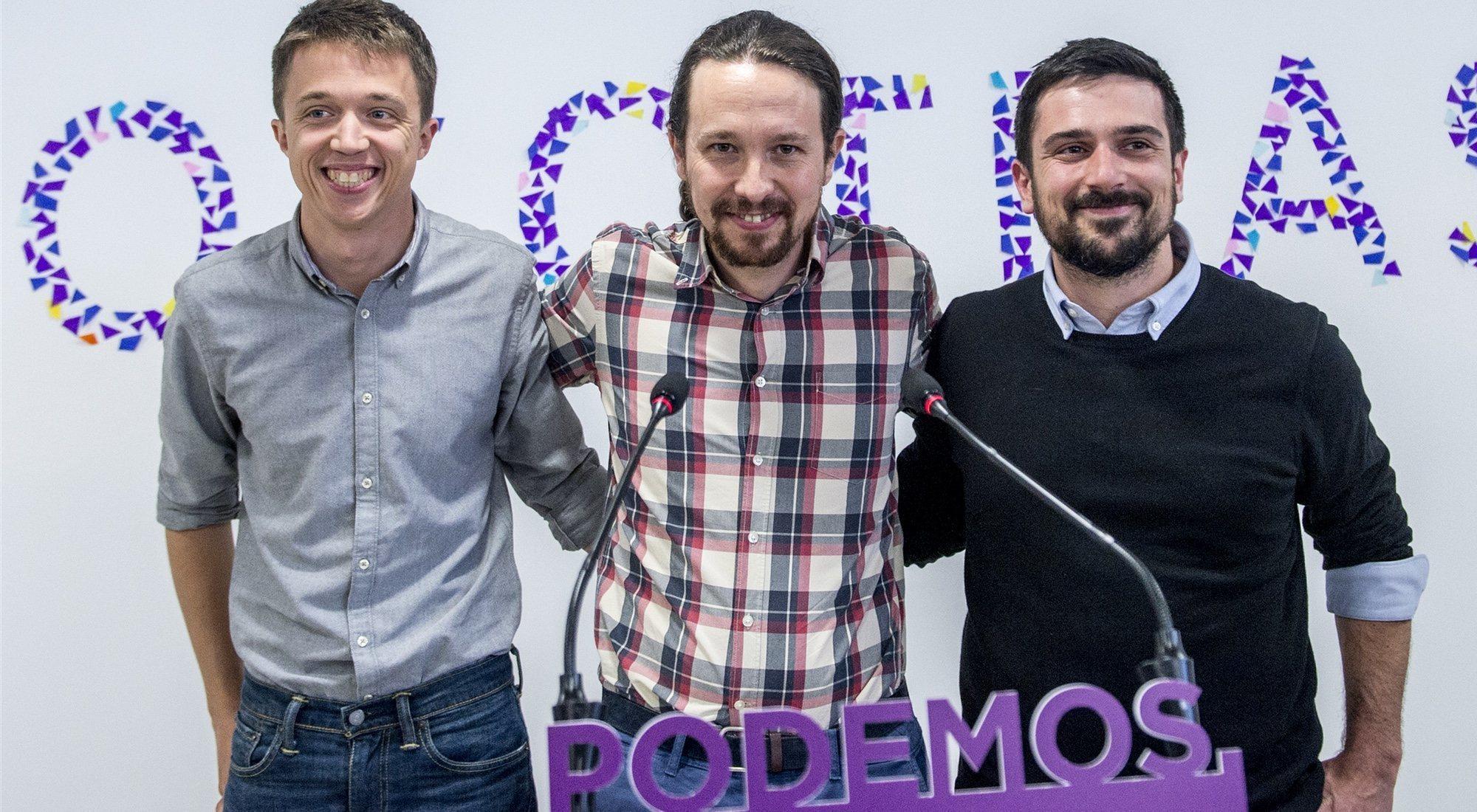Ramón Espinar y la importancia de dar un paso a un lado en la vida