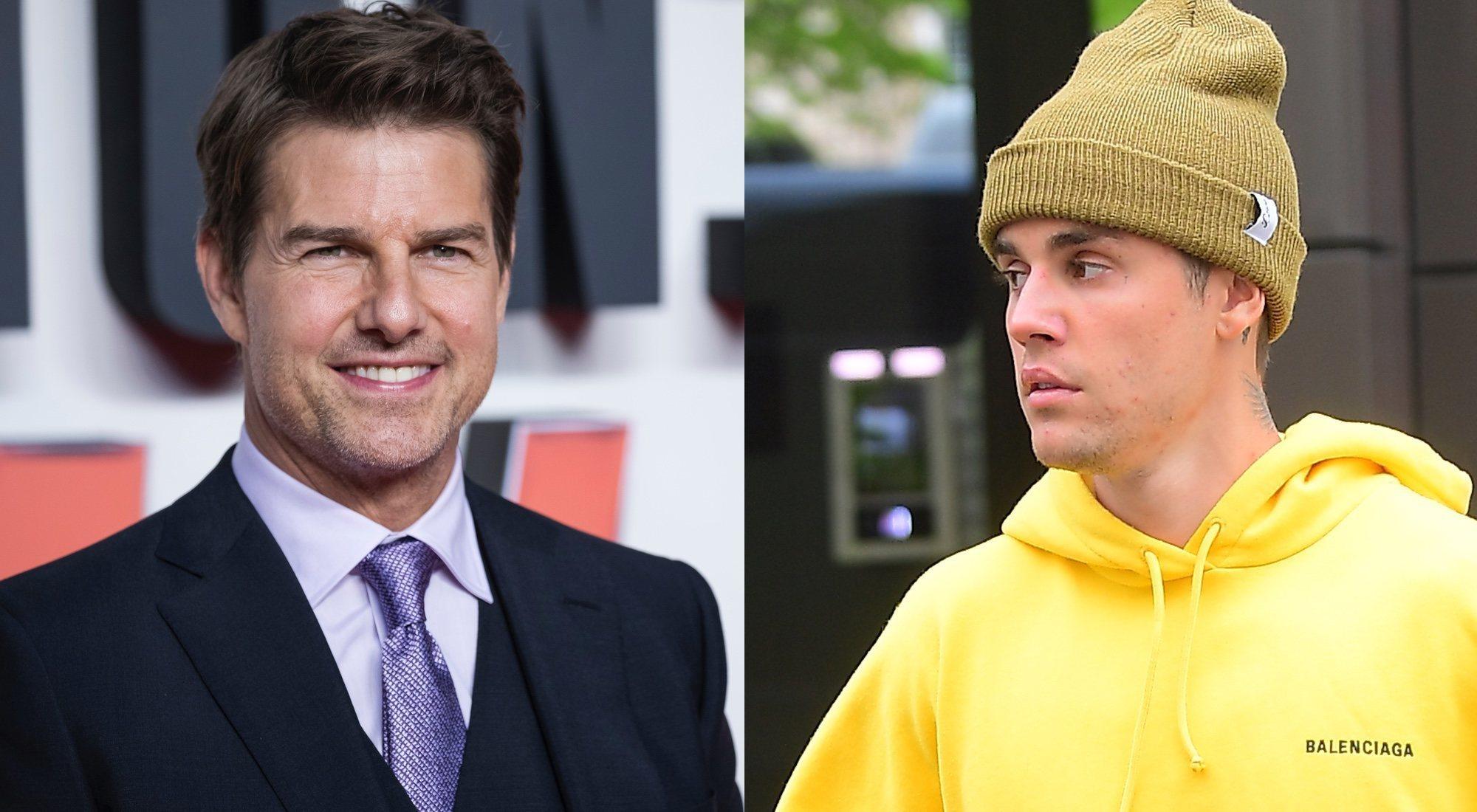 Justin Bieber desafía a Tom Cruise a un combate de UFC