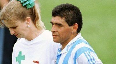 Se cumplen 26 años del positivo de Maradona en el Mundial