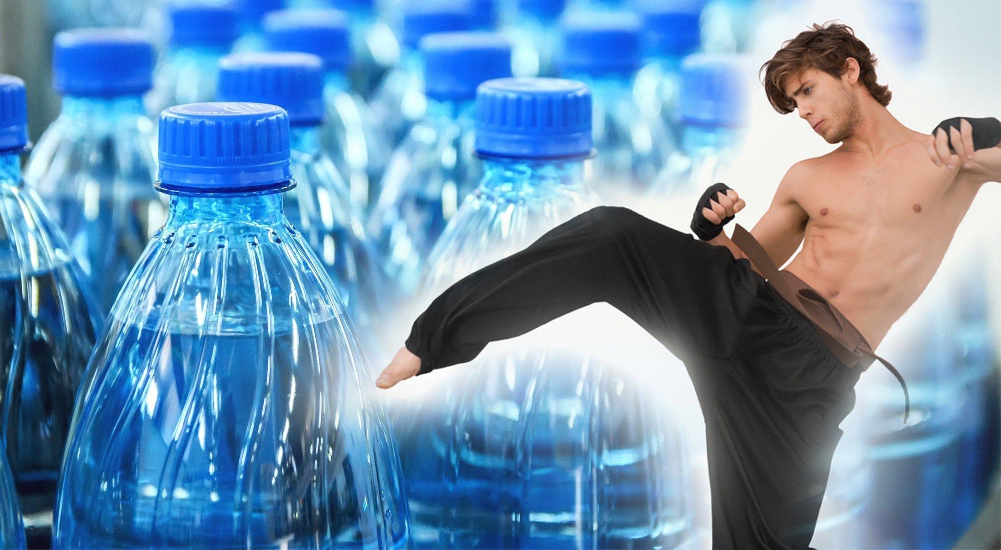 Bottle Cap Challenge, el nuevo reto viral del tapón de la botella