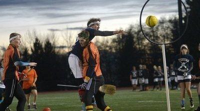 Quidditch en España: así se juega al deporte de Harry Potter