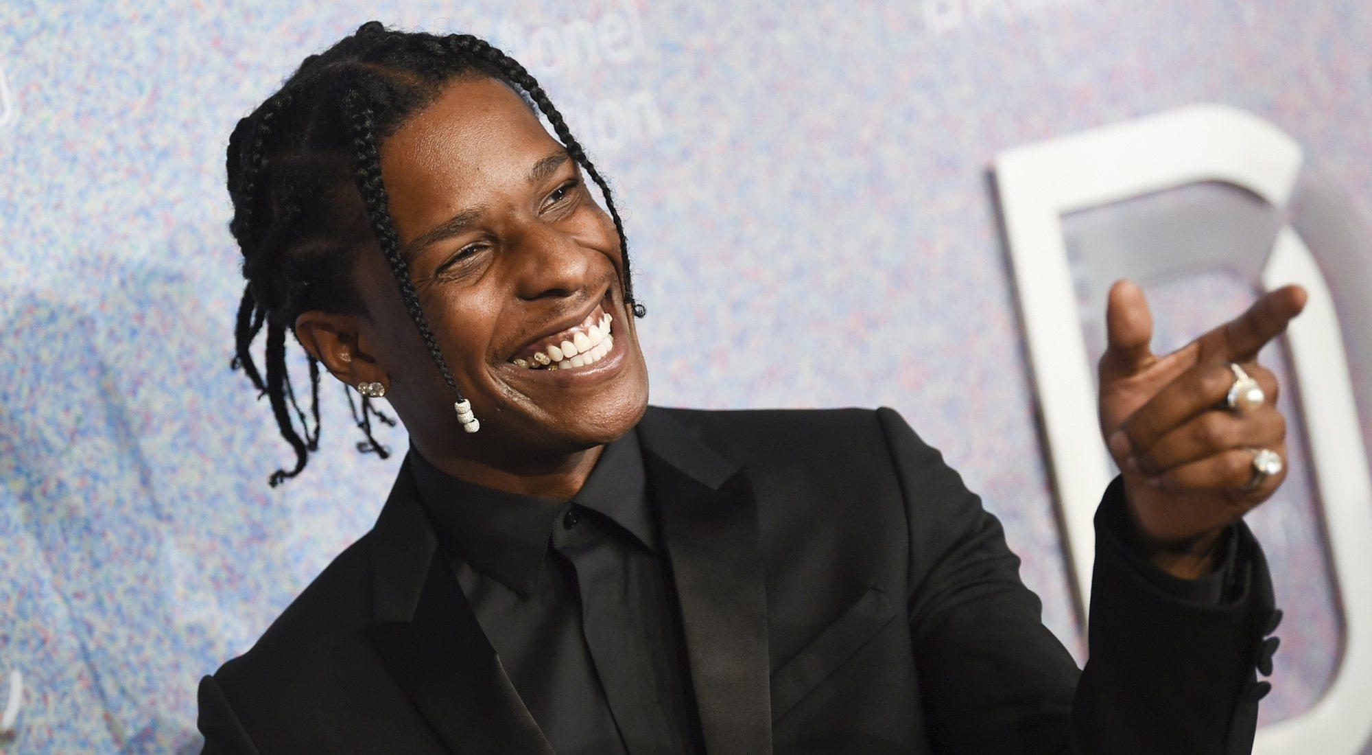 A$AP Rocky, encarcelado en Suecia
