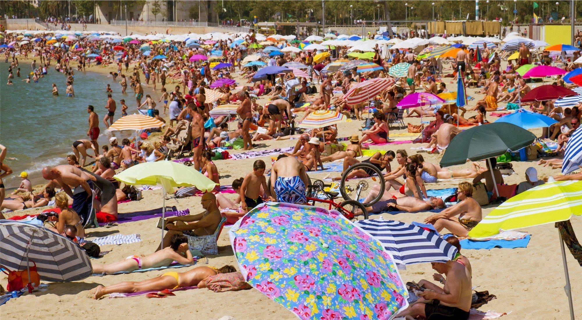 La odisea de un día en la playa: los problemas que surgen