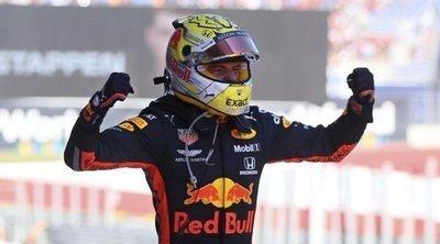 F1: la consagración de Max Verstappen