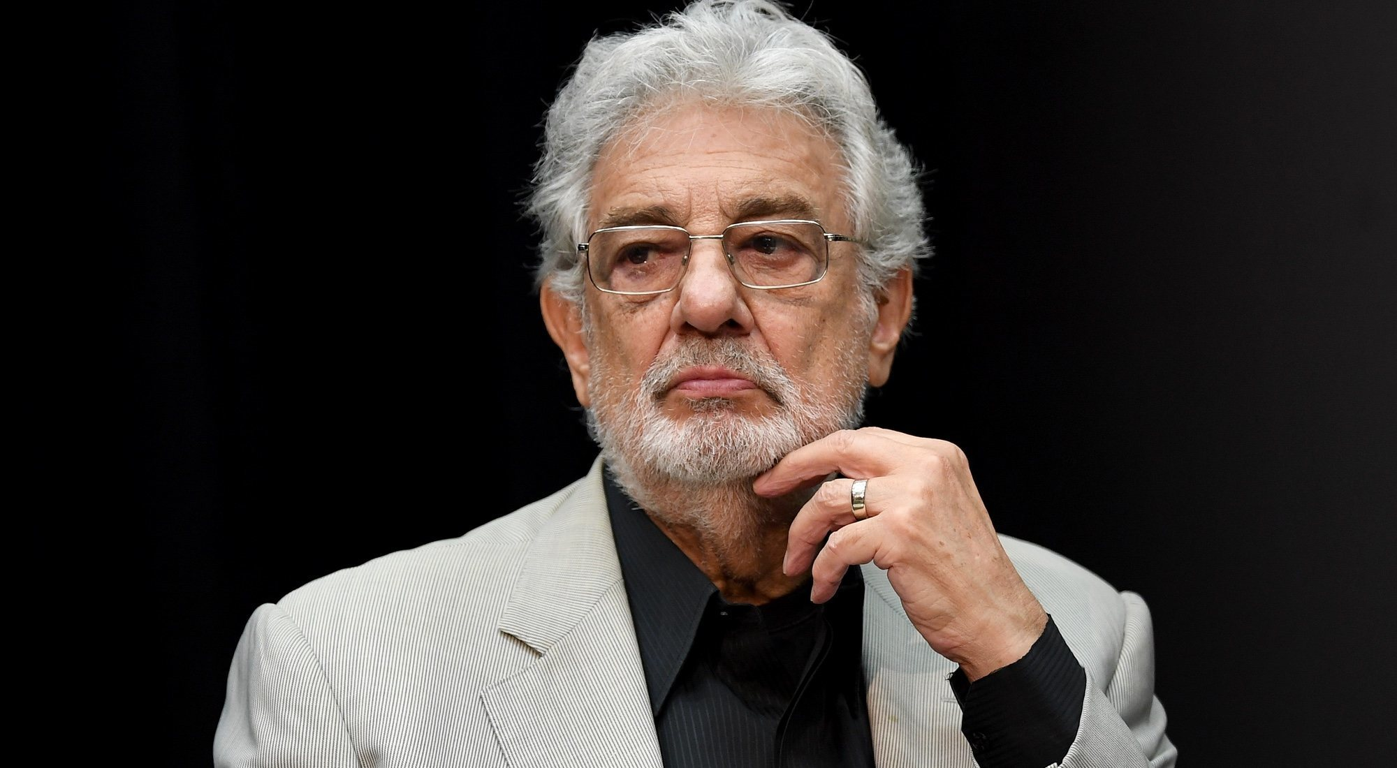 Plácido Domingo es acusado de acoso sexual