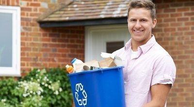 Los hombres no reciclan para no parecer gays, según un estudio