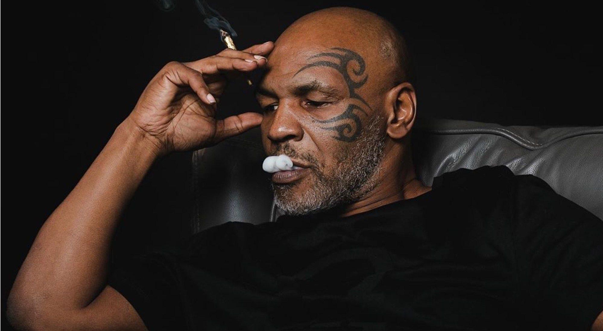 Del boxeo a la marihuana: Mike Tyson, magnate del cannabis