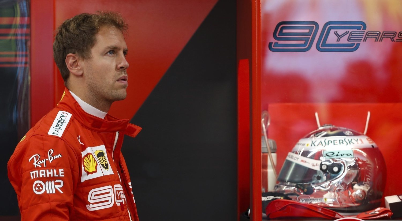 GP Singapur F1: Sebastian Vettel gana más de un año después