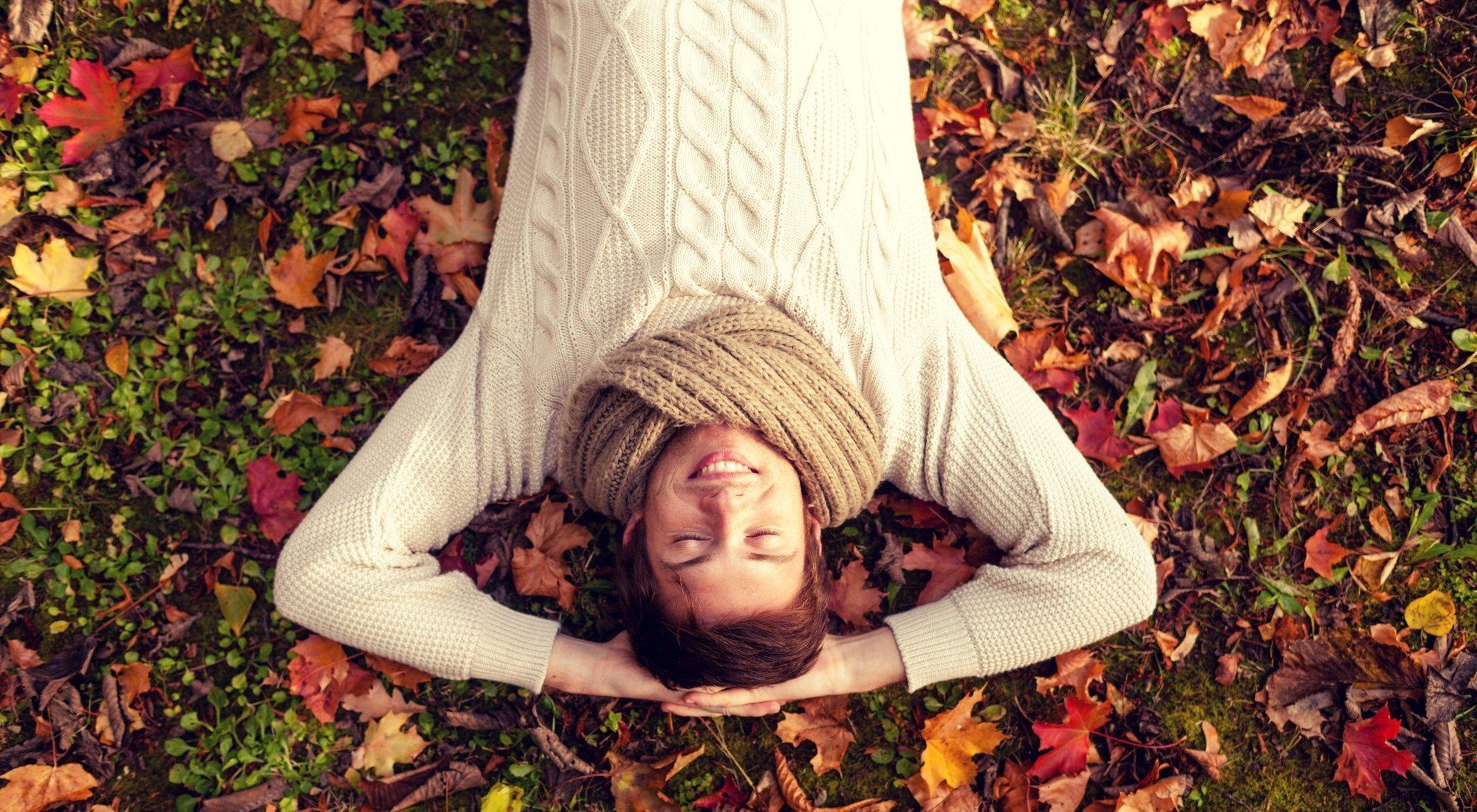 4 cosas que convierten otoño en la mejor estación del año
