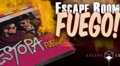 Escape room de Estopa por su disco 'Fuego': lugar, fechas y precios