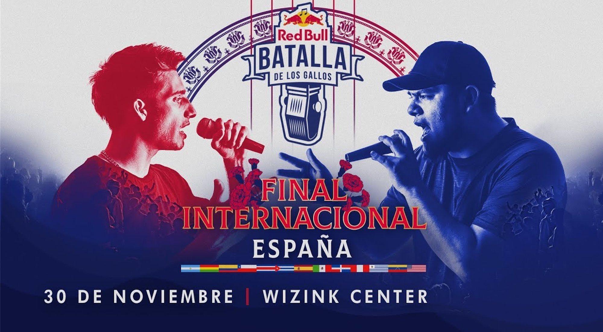 Final Internacional Red Bull Batalla de los Gallos 2019: conoce a los 16 participantes