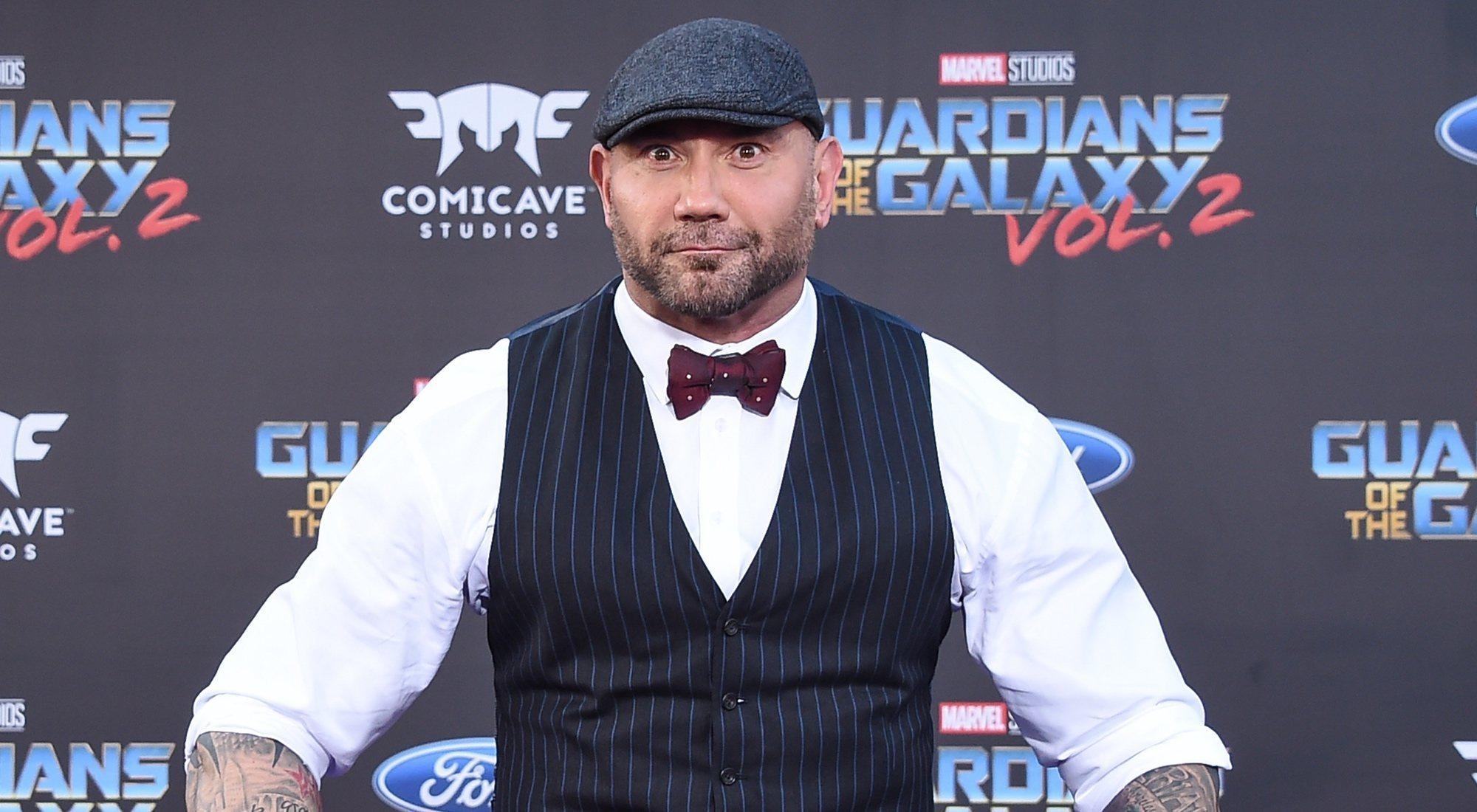 """Dave Batista: de la WWE a """"pasar hambre"""" por querer ser actor"""