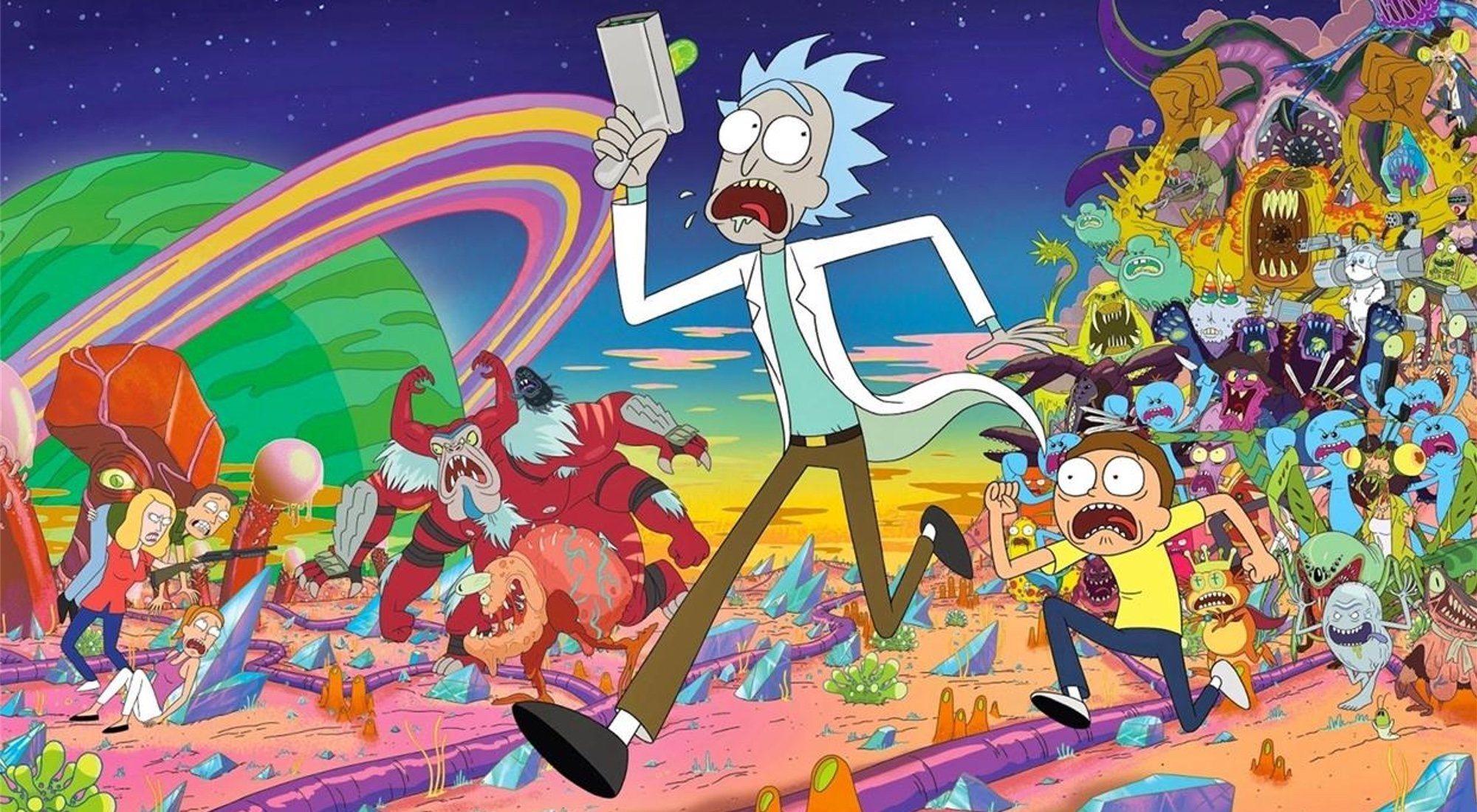 'Rick y Morty': seis años de éxito imparable