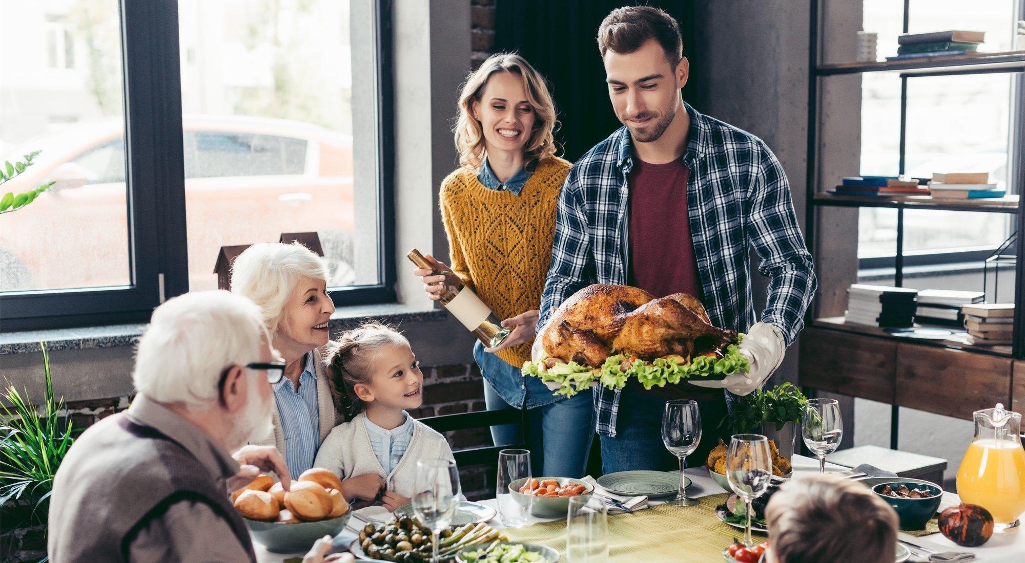 Día de Acción de Gracias: origen y tradiciones antiguas y nuevas