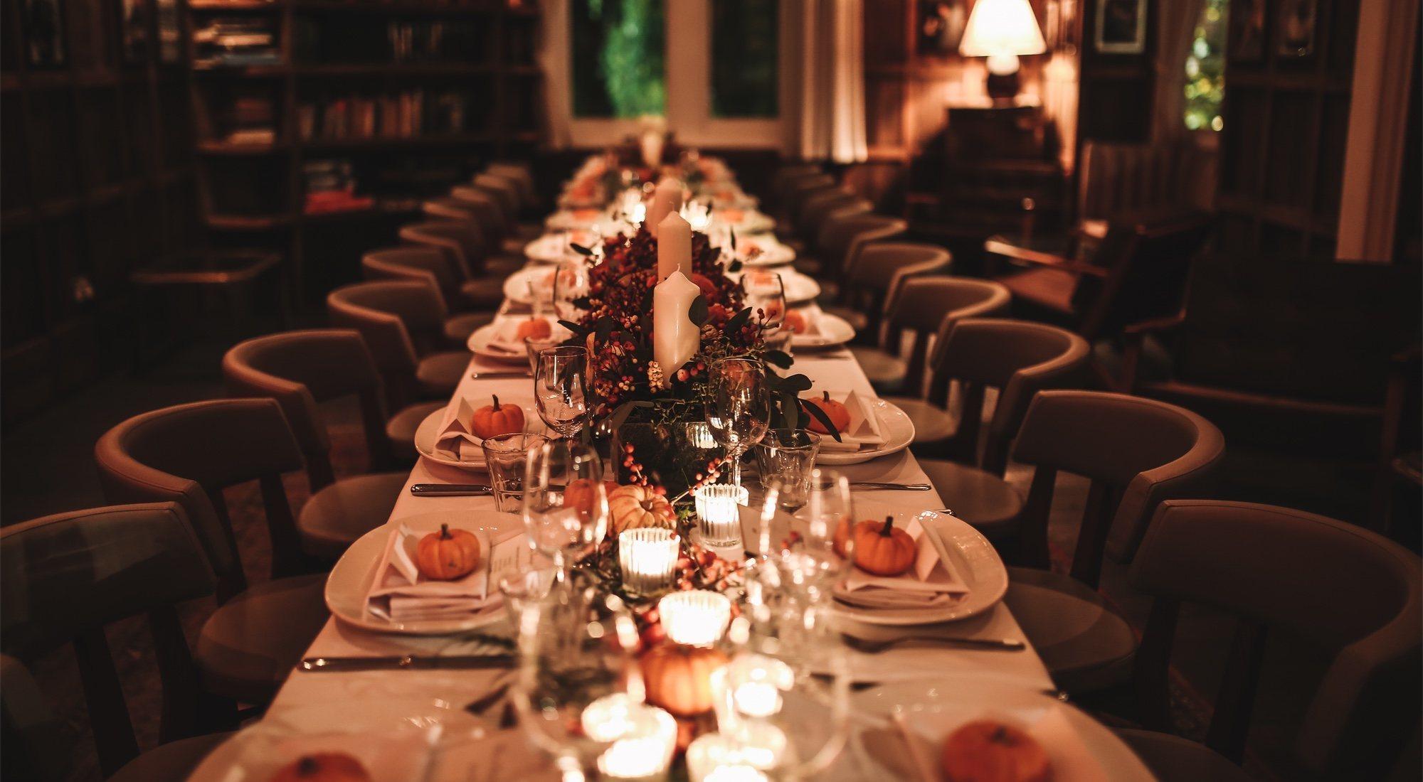 Restaurantes para celebrar Acción de Gracias en Madrid y Barcelona