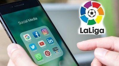LaLiga incluye las redes sociales entre los criterios para el reparto televisivo