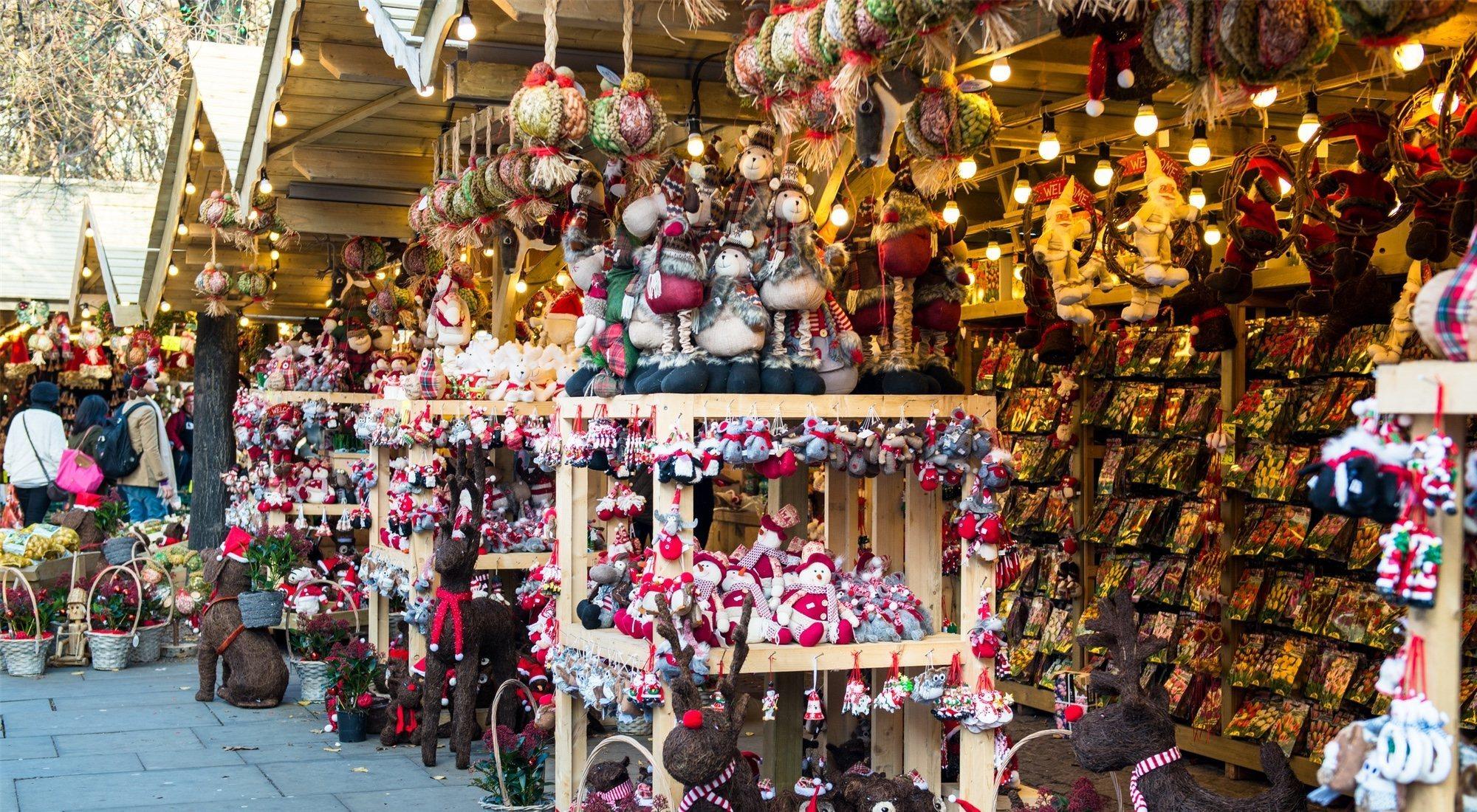 Los 7 mejores mercadillos navideños en América