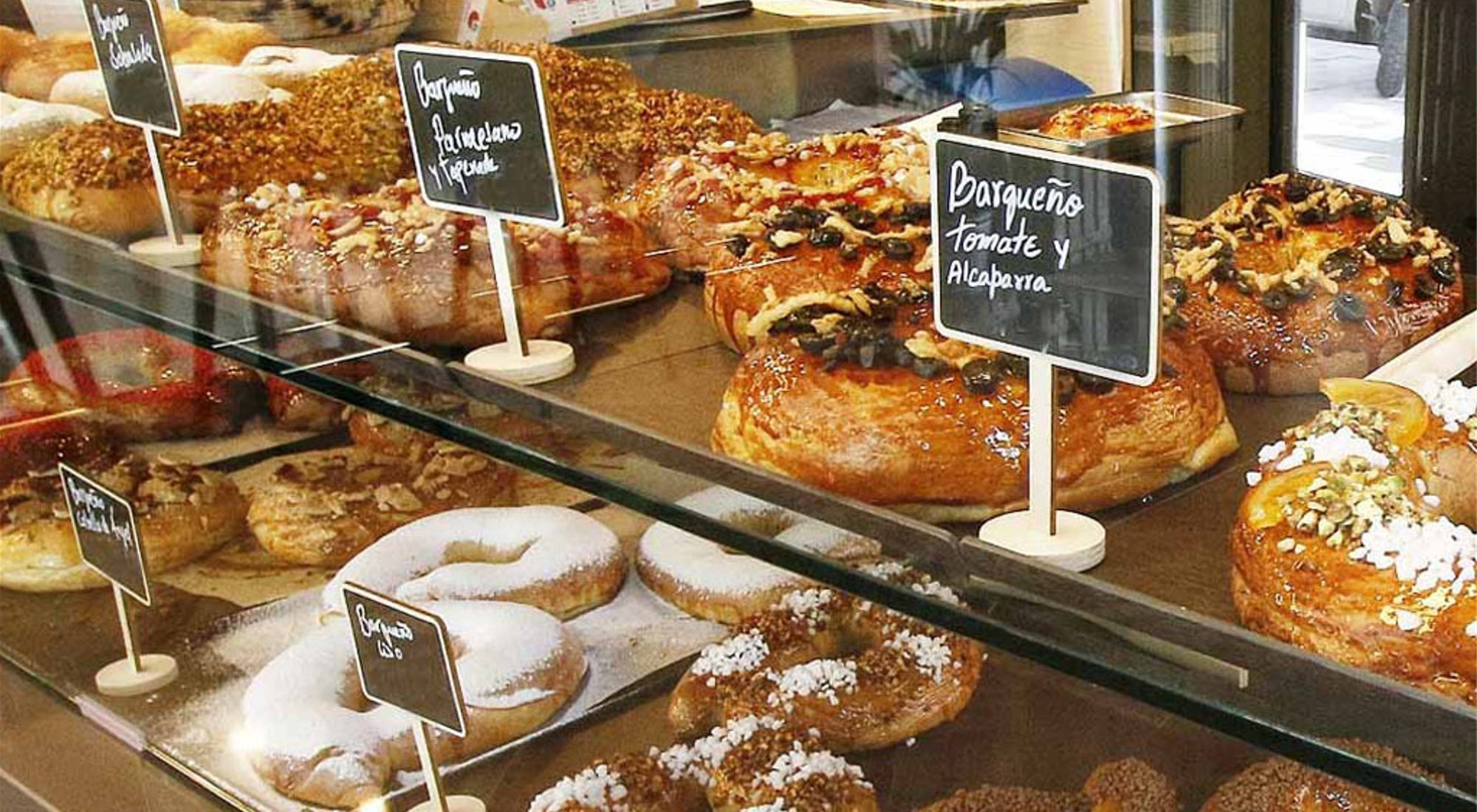 Bargueños: roscones salados para todo el año (no solo Reyes)