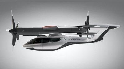 CES 2020: Hyundai y Uber anuncian un taxi volador