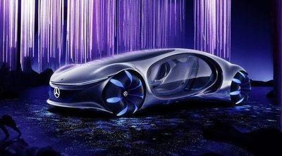 CES: Mercedes-Benz presenta un coche basado en Avatar