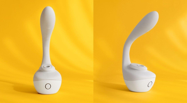 Osé, el juguete sexual con estimulador del punto G que mejora al Satisfyer
