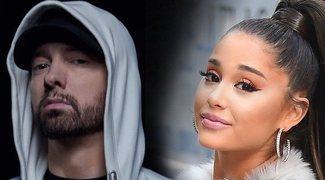 Eminem, Ariana Grande y la burla que ha desatado la guerra en Twitter